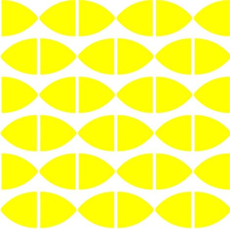 Lemons fabric by stoflab on Spoonflower - custom fabric