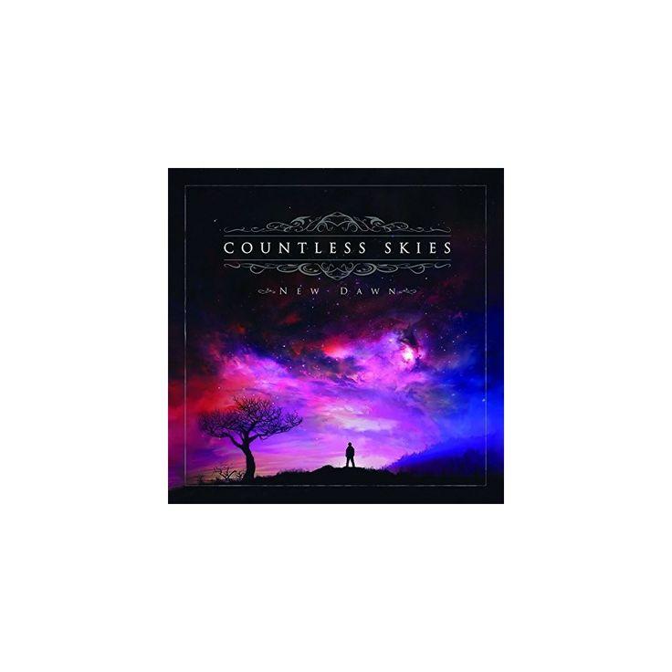Countless Skies - New Dawn (CD)