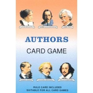 Authors Card Game....loved playing this game: Author Cards, Childhood Memories, Cards Games I, Cards Games Lov, Childhood Things, Card Games, I'M, Famous Author, Classic Books