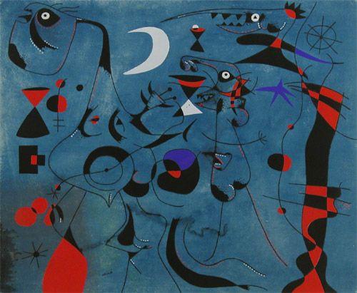 Joan Miro Constellation 3