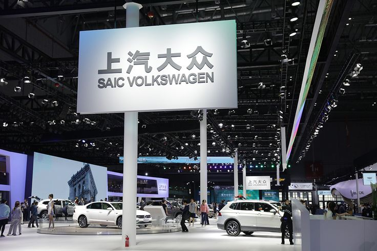 SAIC Volkswagen Top Best-Selling Auto Brand in China in June