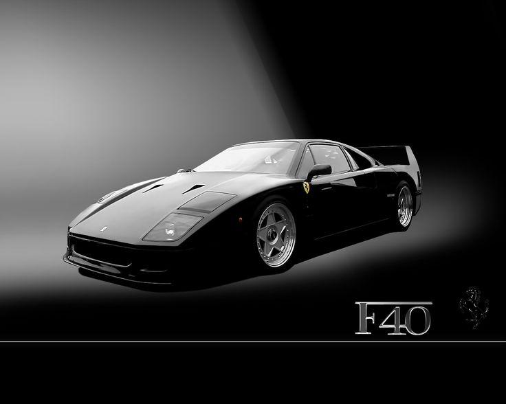 AUTO ZONE: Ferrari F40