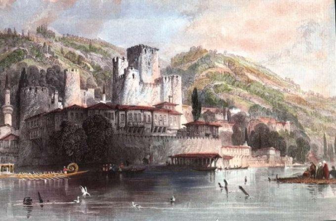 Eski İstanbul Gravürleri / Eski İstanbul Gravürleri - http://istanbulresimleri.net/