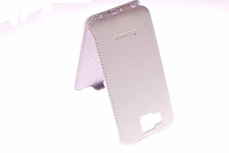 Чехол книжка Armor для Samsung Galaxy Alpha SM-G850F (белый)  Чехол книжка Armor для Samsung Galaxy Alpha SM-G850F (белый)
