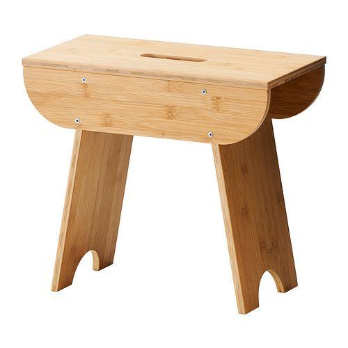 TRENDIG 2013 Kruk IKEA De kruk is gemaakt van bamboe, een zeer sterk en duurzaam materiaal.