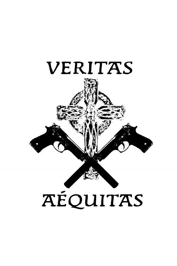 123 best tattoo ideas images on pinterest skull tattoos for Boondock saints veritas aequitas tattoos