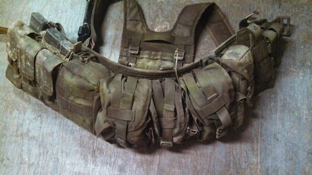 Max Velocity Tactical: MVT Battle Belt