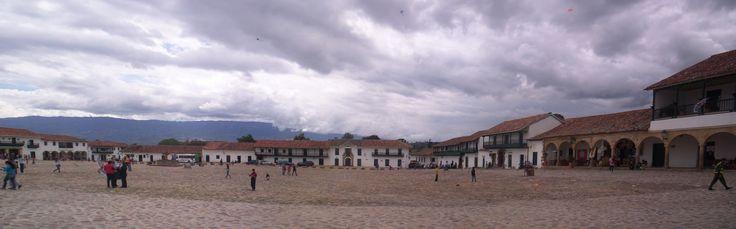 Villa de leyva sitio histórico colonial,