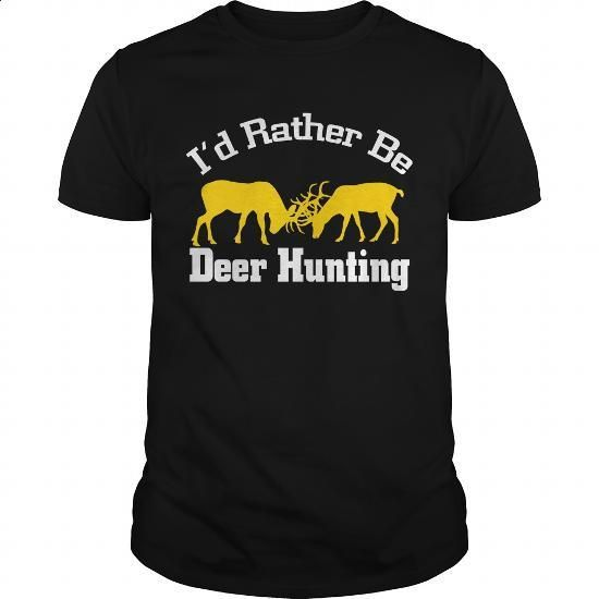 FUNNY DEER HUNTING SHIRT - #shirts #black sweatshirt. I WANT THIS => https://www.sunfrog.com/Outdoor/FUNNY-DEER-HUNTING-SHIRT-Black-Guys.html?60505