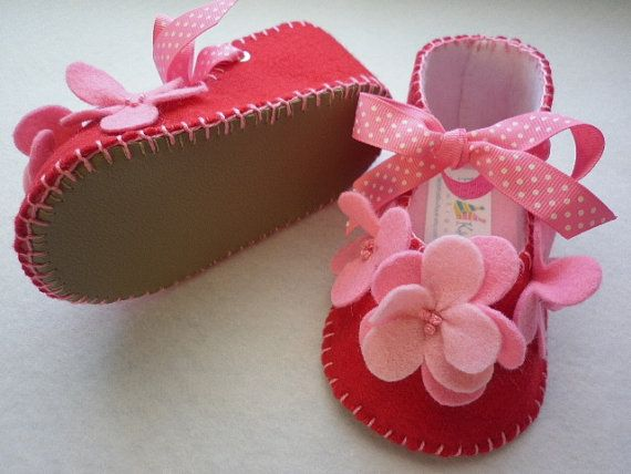 Cute baby slippers