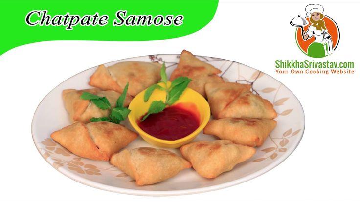 Samosa Recipe in Hindi. How to make Samosa at Home in Hindi Language.