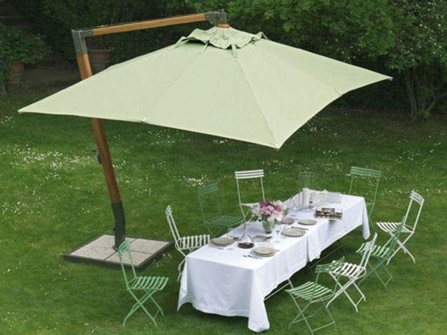 Parasol De Jardin Protegez Vous Du Soleil Avec Elegance Parasol Terrasse Parasol Parasols