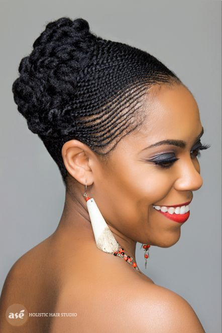 natural black hair cornrow styles micro twist style from ase 1a hair 9321 | 18842aad0ff9e858fdc78ff5a904a5e6 twist styles braid styles