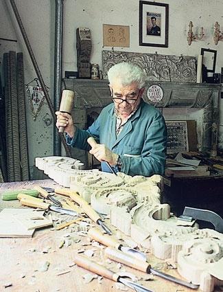 L'artigianato che mantiene vive le tradizioni dell'Emilia-Romagna