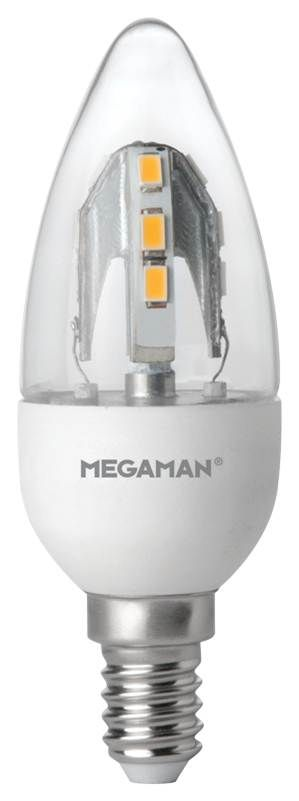 #Megaman Launches the New Incanda-#LED Range for a Sparking #Light.