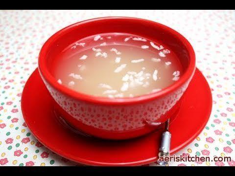 Grandma memories and Shikhye (Korean dessert rice drink) - behgopa