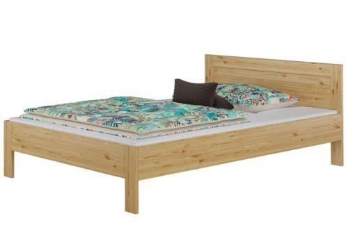 Francese-Letto-doppio-di-legno-Grand-lit-140x200-con-Griglia-a-rullo-60-68-14
