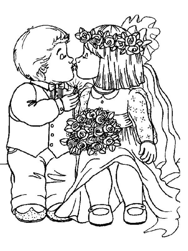 image from httpwwwmy coloringcomcoloring_pages_wedding
