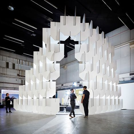 World Architecture Festival 2015 finalists presented at Populous-designed exhibition
