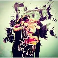 Imagini pentru this is not the end one direction