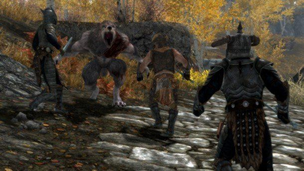 Immersive Patrols - Best Skyrim Special Edition Mods for Steam, PS4