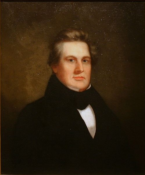 FF)  Millard Fillmore, vice President under Taylor. Fillmore did not meet Taylor until after they were elected.