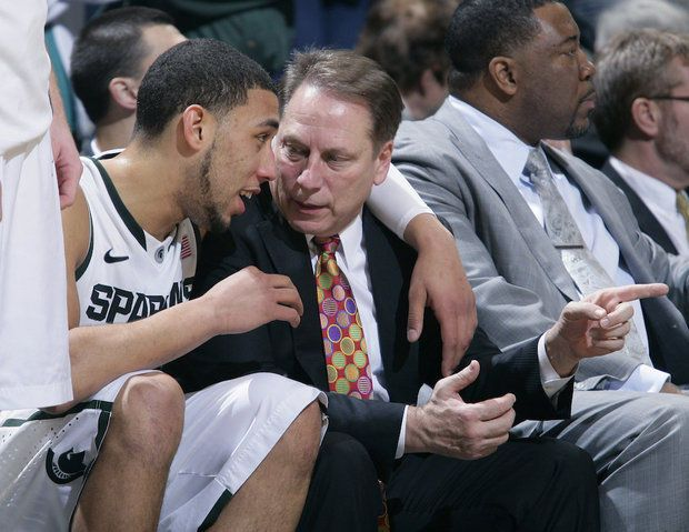 Michigan State's Denzel Valentine has earned role that can't be changed by Branden Dawson's return | MLive.com