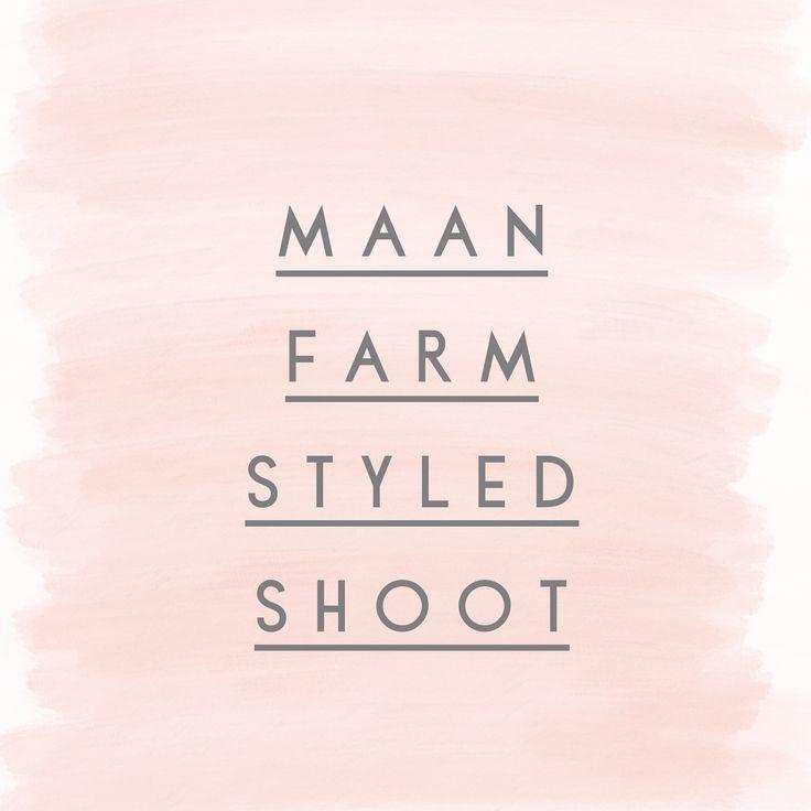 Wedding styled shoot at Maan Farm in Abbotsford, BC. #createweddingsandevents #vancouverweddings