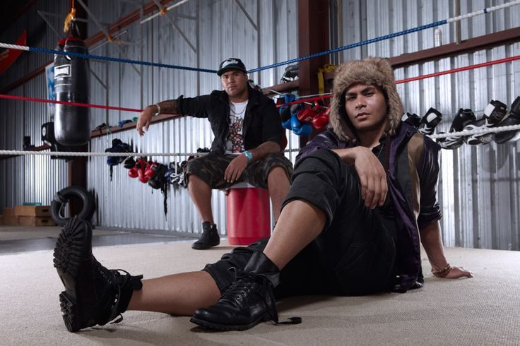 Misha, Jermaine. From the series: Avanoa O Tama 2012 - FRESH Gallery Otara © Tanu Gago