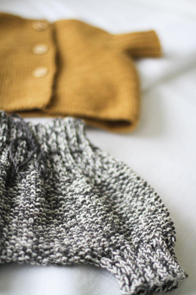 les tricots de granny....