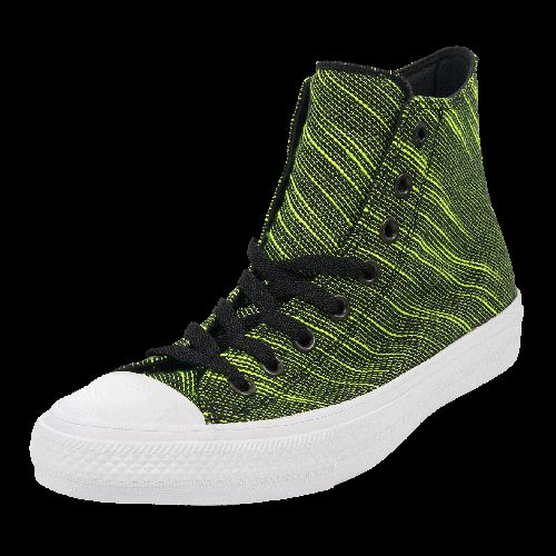 CONVERSE CHUCK TAYLOR II HIGH 'FESTIVAL KNIT' now available at Foot Locker