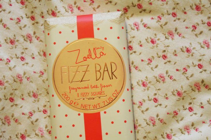 Floral Danielle - Zoella Beauty Fizz Bar :)