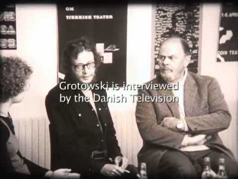 Jerzy Grotowski at Odin Teatret 1971. Odin Teatret has given me some of my most magical memories in my 20s.