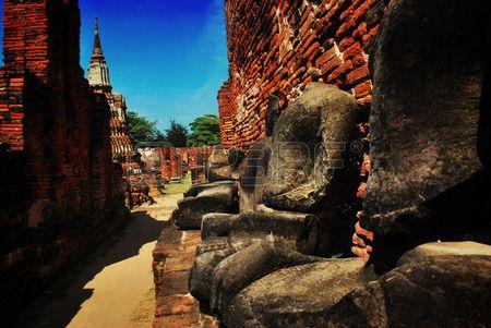 Ayuttaya archaeological site 4
