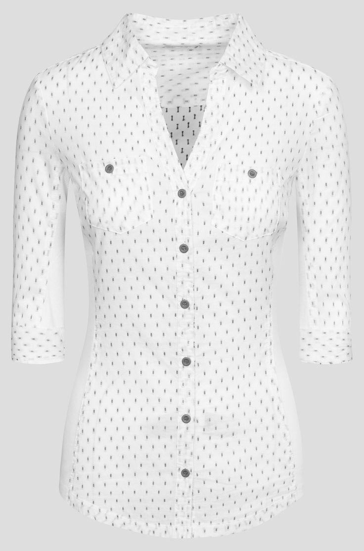 Puntíkovaná košile