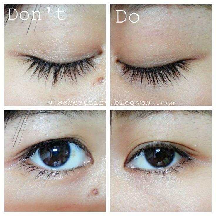 ♥Miss Beautify♥ Beautify Your World: TIPS: Makeup Sesuai Bentuk Mata ( Hooded Eyes )