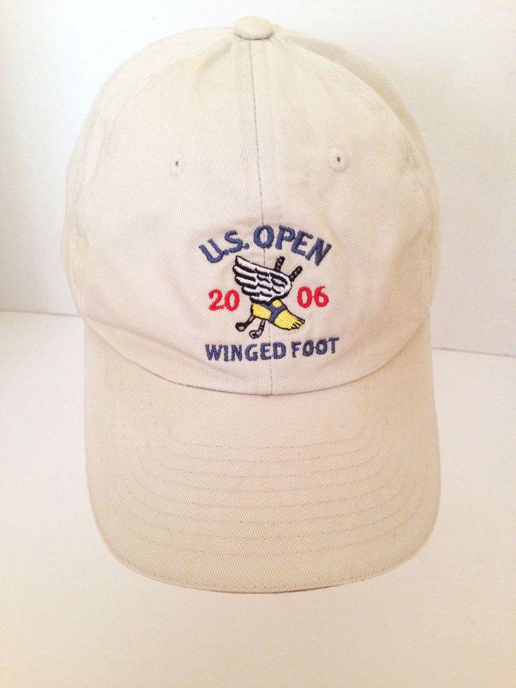 US Open 2006 The Olympic Club Winged Foot USGA Golf Sports Adjustable Strap Cap #USGA #BaseballCap