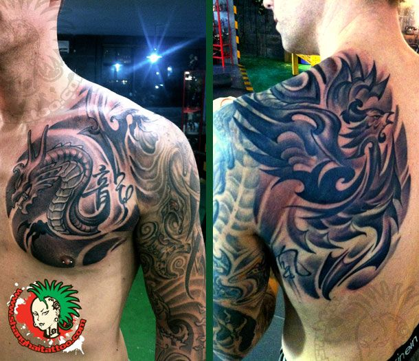 1000 Images About Tattoos On Pinterest: 1000+ Images About Tattoos By Denis Decaroli On Pinterest