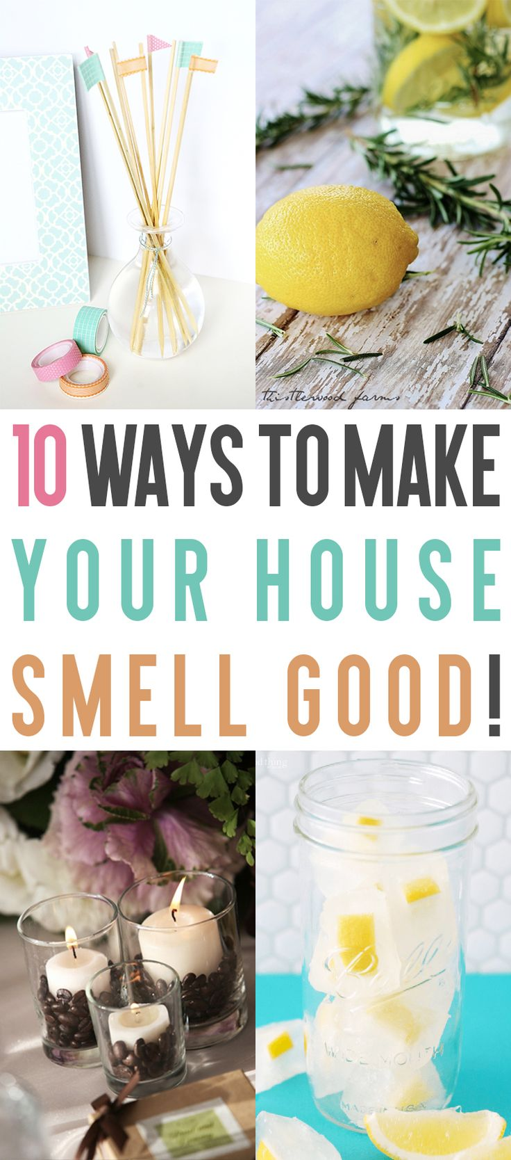 When you walk into your home…do you love it to smell amazing?  I am not talking about the over the counter sprays and plug-ins…I am talking about natural fabulous aroma.  It will make the space feel warm and cozy. Of course we had to make a collection for you of 10 Ways To Make Your …
