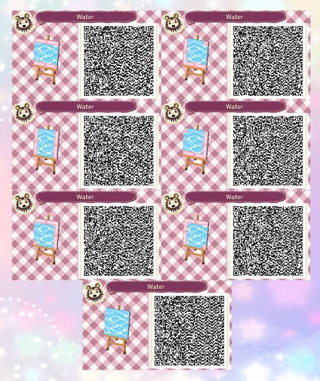 Animal Crossing New Leaf Amp Hhd Qr Code Paths Acnl T