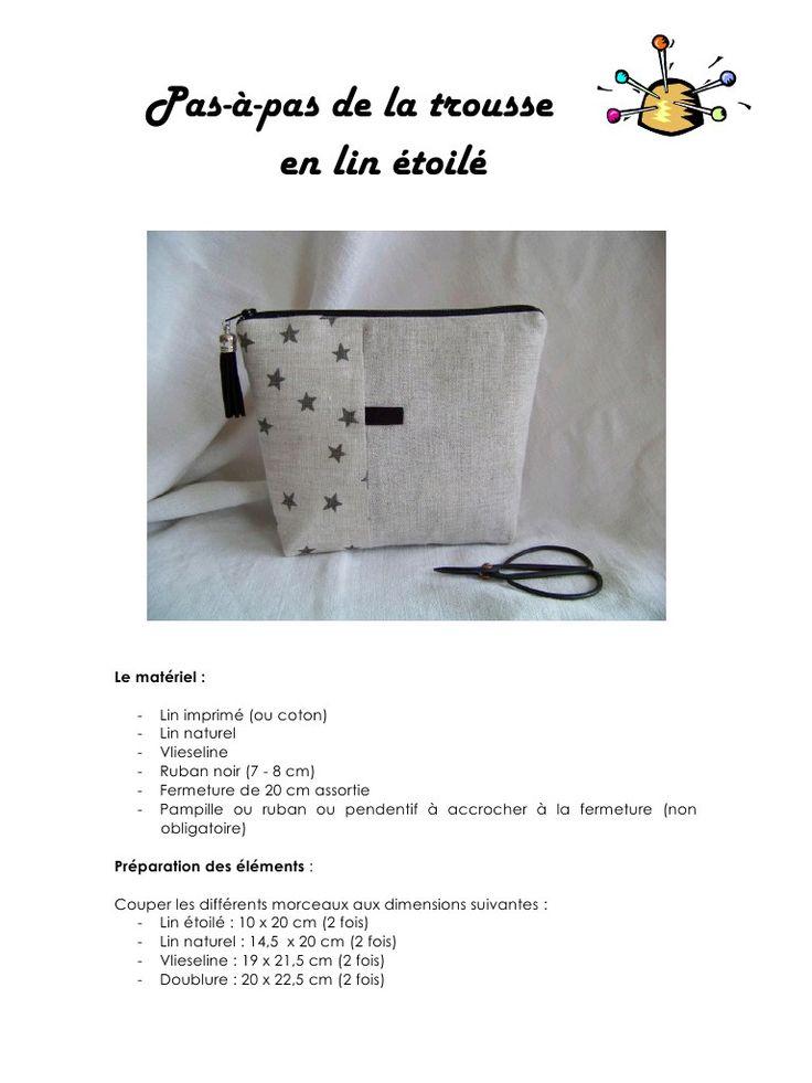 Aperçu du fichier Atelier - Tuto trousse étoilée.pdf                                                                                                                                                                                 Plus