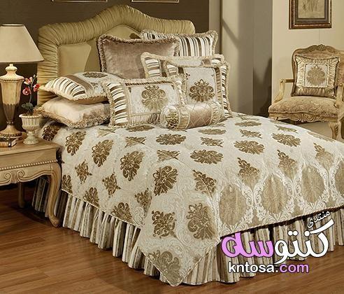 أجمل مفارش سرير للعروسة بكل الألوان اشكال مفارش سرير للعروسة مفارش سرير عرايس مفارش سرير ستان مودرن Comforter Sets Luxury Bedding Bedding Sets