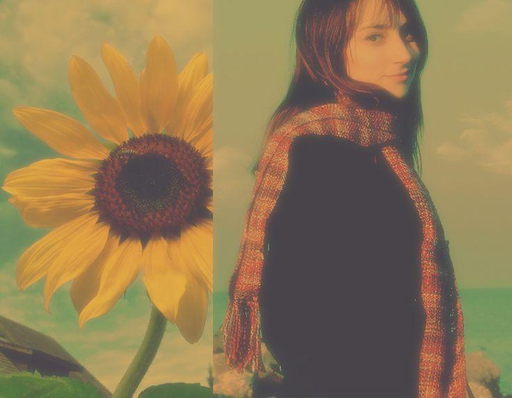 Sunflower II by rinoatimber.deviantart.com on @DeviantArt