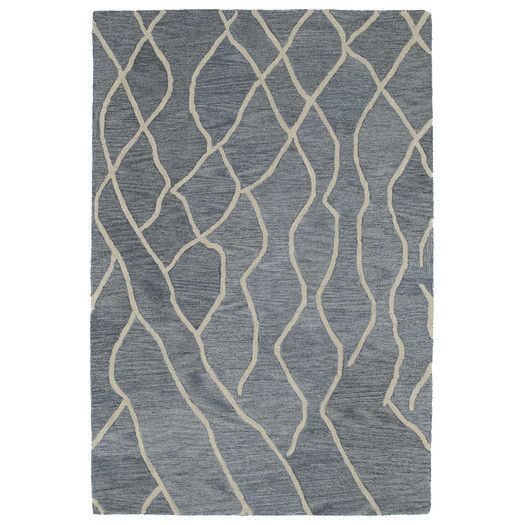 Found it at AllModern - Casablanca Grey Geometric Rug