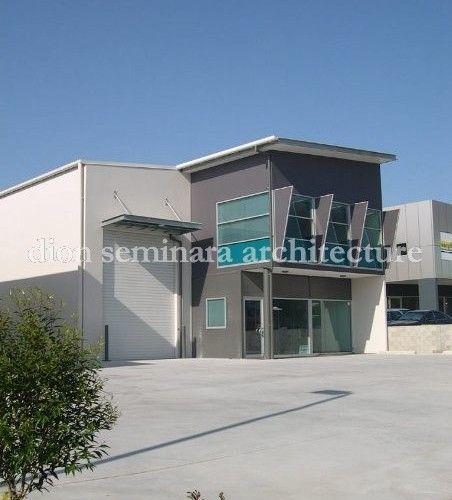 Murarrie Industrial Building Architecture : Dion Seminara Architecture