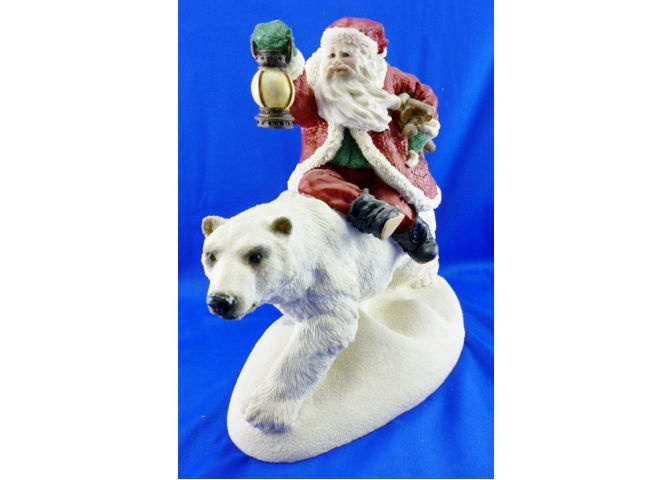 The legend of santa claus limited edition collection into