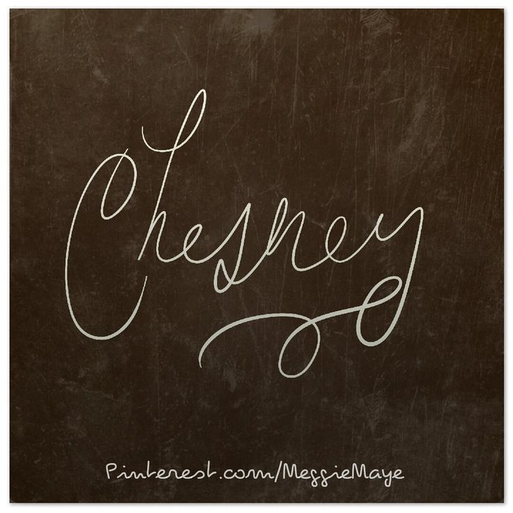 """Unisex baby name Chesney. """"Oak grove."""" I just saw this today on a little country girl and thought it was perfect for the family. Of course, it's definitely got a celebrity twang, but if that's what you love, you have to adore this completely modern and unique surname name. It's also the full name of musician Chet Baker."""