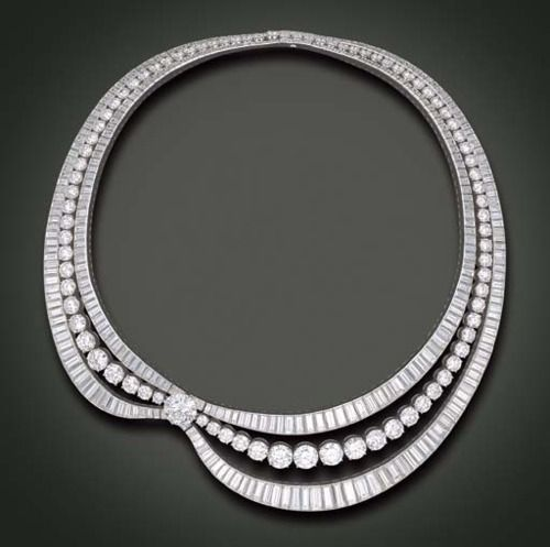 Necklace  Harry Winston  Christie's                                                                                                                                                      More