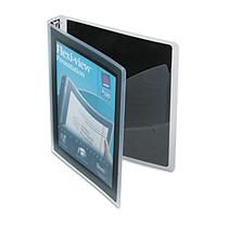 Avery Lightweight Flexi-View Presentation Binder,