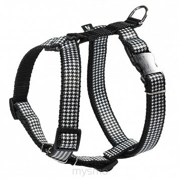Szelki dla psa PEPITKA, szelki typu guard, regulowane szelki dla psów MYSMO  #szelkidlapsa #szelki #dlapsa
